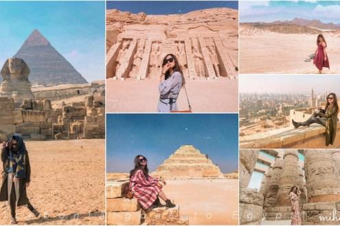 【10套不重複埃及穿搭】 埃及穿什麼? 跟金字塔拍照穿什麼最美? 溫差大又能當網美穿搭