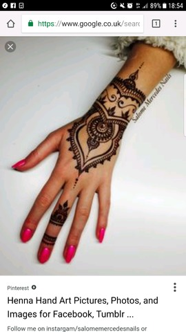 Mil Anuncioscom Tatuajes Henna Segunda Mano Y Anuncios