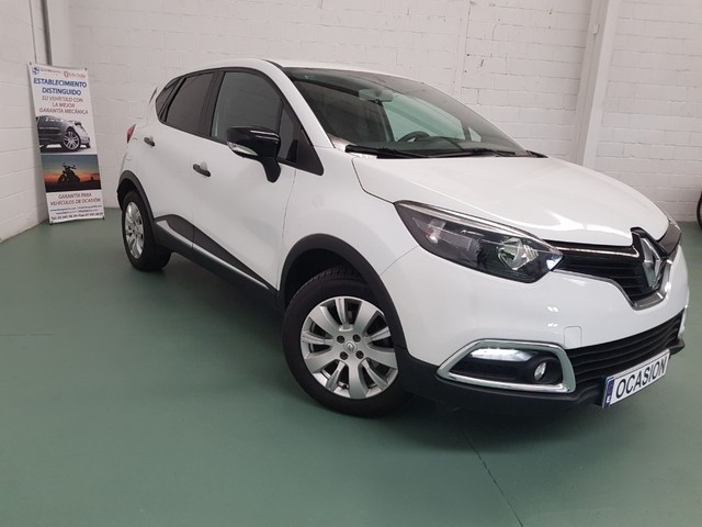 Mil Anuncios Com Renault Captur Intens Dci 90 Edc Eco2