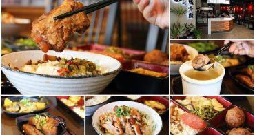 【台南美食】禾記嫩骨飯(崇德店):滿滿膠質,入味的嫩骨肉,好吃的片皮鴨,便當店也可以變身美食。
