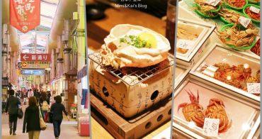 【金澤近江町市場】市の藏、もりもり寿し、いきいき亭,200年老市場,海鮮美食集中地