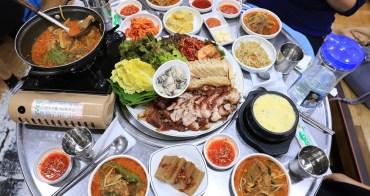 【首爾推薦必吃】鐘路三街站,生蠔菜包肉一條街:必點菜包肉,會贈送韓式土豆排骨湯