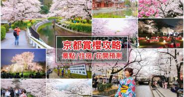 【京都賞櫻攻略】10個熱門京都賞櫻景點&櫻花滿開預測,交通&住宿分享