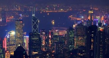 【香港】太平山山頂纜車夜景:杜莎夫人蠟像館 x阿甘蝦美式餐廳,假日必買快速通關