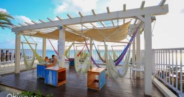 【沖繩瀨長島景點】Umikaji Terrace:必吃幸福鬆餅,沖繩也有小希臘聖托里尼山城