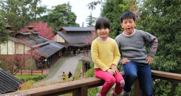 【南投溪頭景點】內湖國小:台灣最美森林小學,日式風情的幸福校園,假日限定美景!