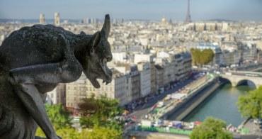 【巴黎聖母院】交通門票&鐘樓登頂預約,必看怪獸走廊、鐘樓怪人,參觀重點整理!