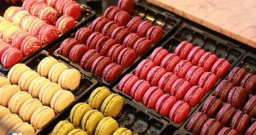 【巴黎美食】Carette Paris:夏樂宮法國馬卡龍名店,千層派、聖多諾黑泡芙塔推薦!