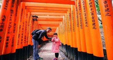 【京都景點】伏見稻荷大社玩樂&交通攻略:必看千本鳥居、美食伴手禮&和服體驗推薦