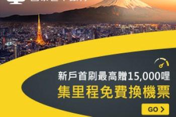 2017國泰世華信用卡免費機場接送優惠