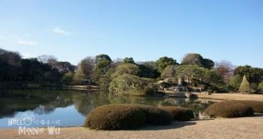 [東京景點推薦]六義園~美麗的東京名勝日式庭園,東京賞楓賞櫻好去處