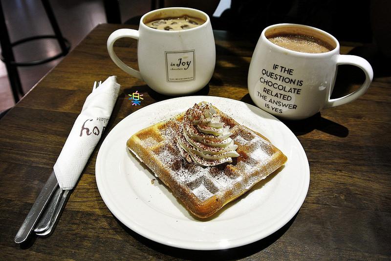 捷運板橋站美食 In Joy chocolate 原來巧克力不單單是這麼的簡單 ♥♥♥