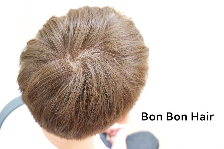 捷運中山站美髮 Bon Bon Hair Design Studio 春夏季節到來 染髮來個綠意盎然的大地色吧 !!!