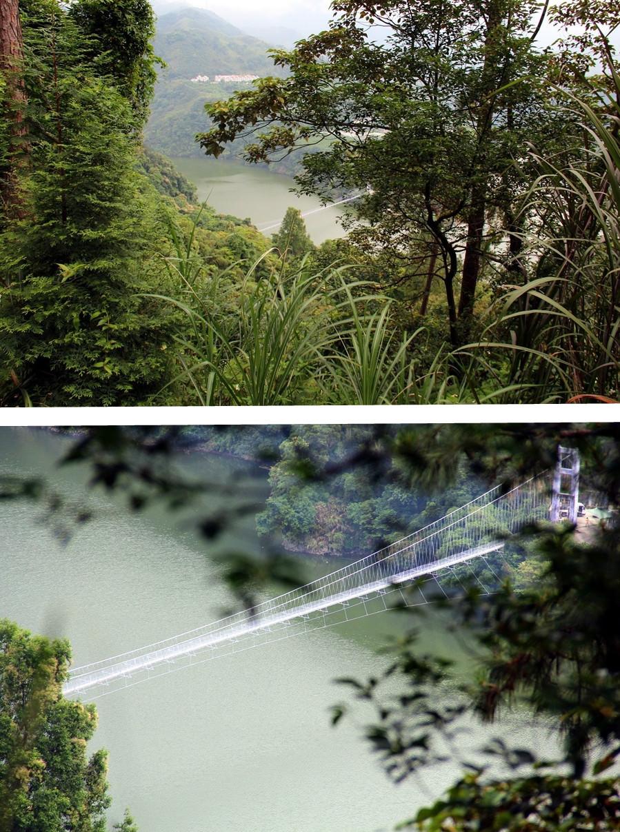 桃園復興景點   角板山公園 溪口臺神秘步道 角板山形象商圈 水蜜桃 - 夢想環遊日本