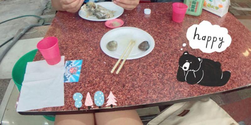 捷運江子翠站美食 | 猛嘎海鮮燒物 平價100元烤海鮮 藝人道遠 ♥ 賴虎的店