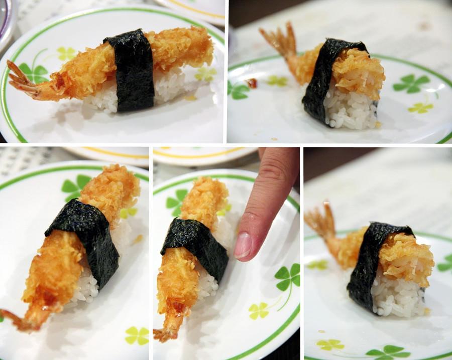 臺北士林美食 平田壽司 天母日本料理 握壽司 手捲 丼飯 日式料理 - Wani,瓦妮又在吃