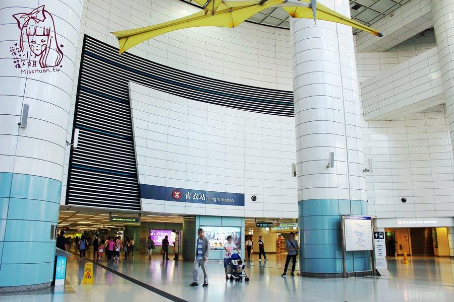 香港新界景點 港鐵青衣站 青衣城 以海洋為主題的商場 體驗一站式的消費新模式 - Wani,瓦妮又在吃