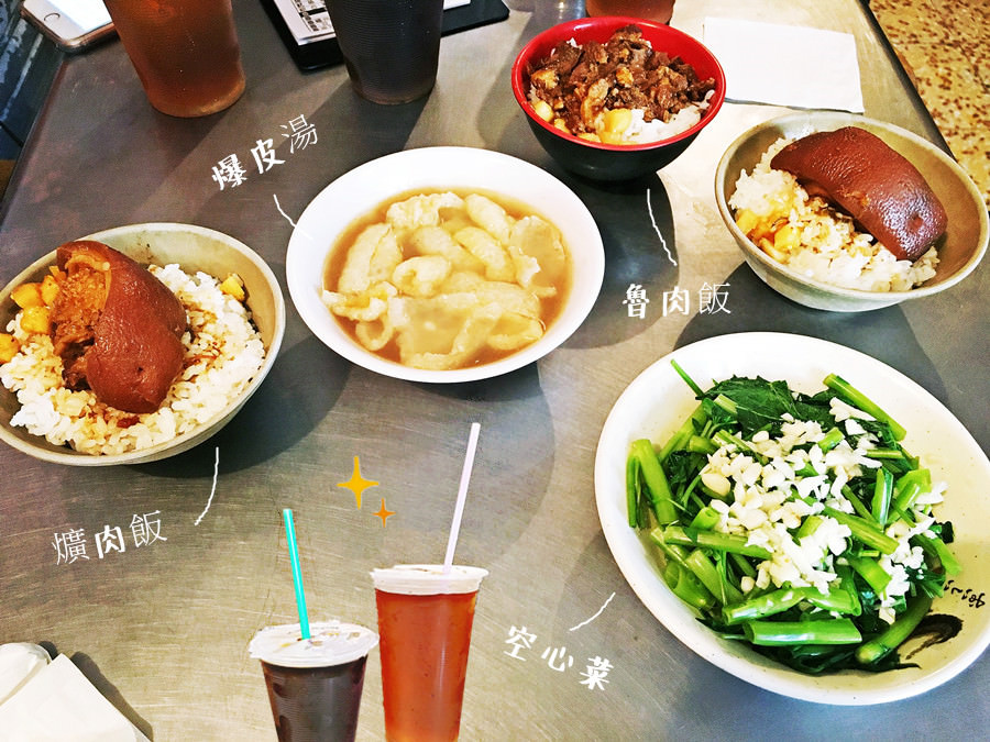 台中西區美食 松香爌肉飯 宵夜早點 青草世家 台中宵夜 深夜食堂 美村路美食