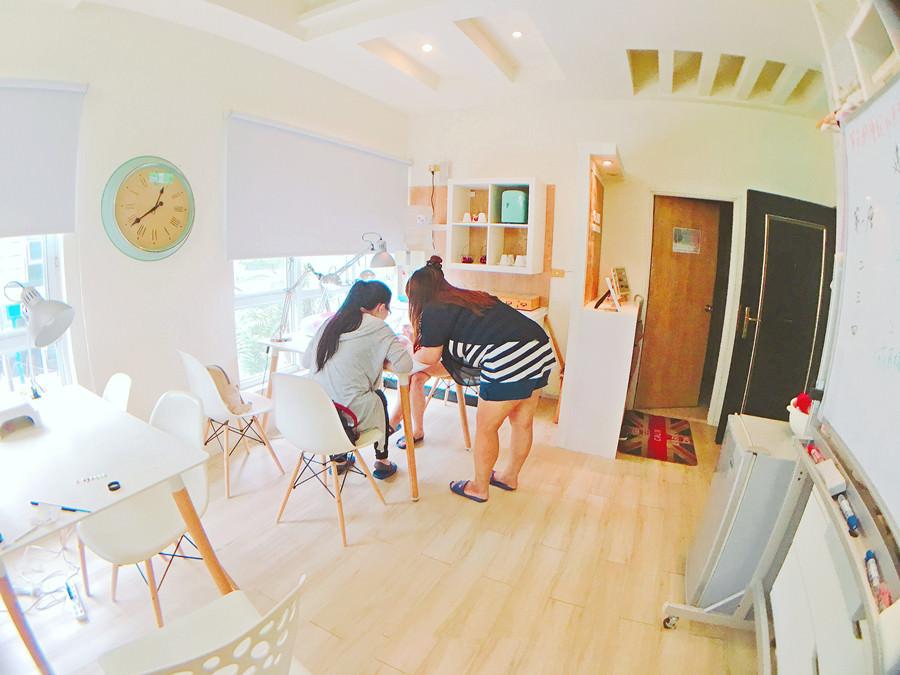 台北美甲教學 O.P.N光療凝膠指甲教育中心 美甲美睫教學中心 課程學習 DIY體驗