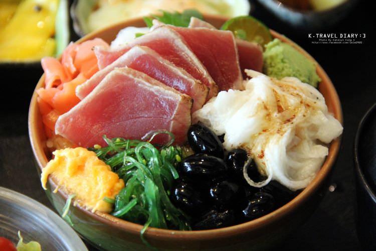 捷運圓山站美食 漁陶屋日式料理 周休二日必爆滿的日本料理 花博美食 拉麵 壽司 火鍋 定食 丼飯