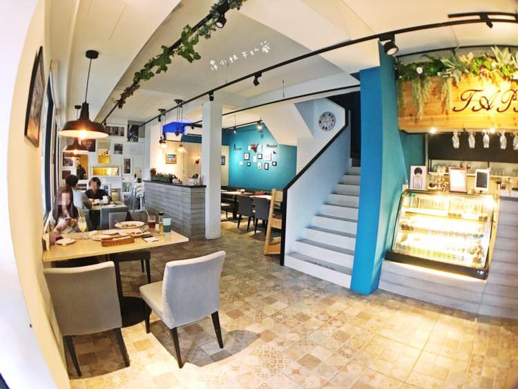台中西區美食 | 榙比歐卡 Tapioca 義式創意料理 珍珠粉圓創意料理示範餐廳 美術園道異國料理 女孩們的下午茶 早餐時段8點半 五權一街餐廳 商業午餐 牛排 悠閒早午餐