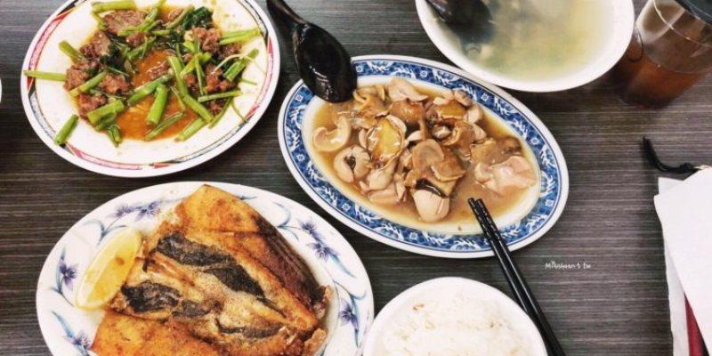 台中西區美食 王記現炒牛羊店 中華路夜市 做一休一 雙日營業 香噴噴熱炒店就是值得你來品嚐