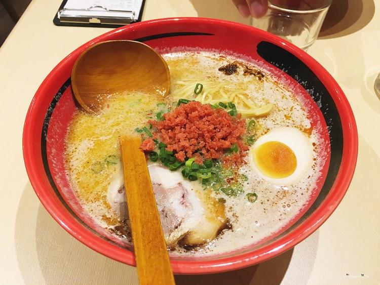 台中北區美食 北海道えびそば一幻 中友店 蝦味超濃厚的拉麵 一中街日本料理
