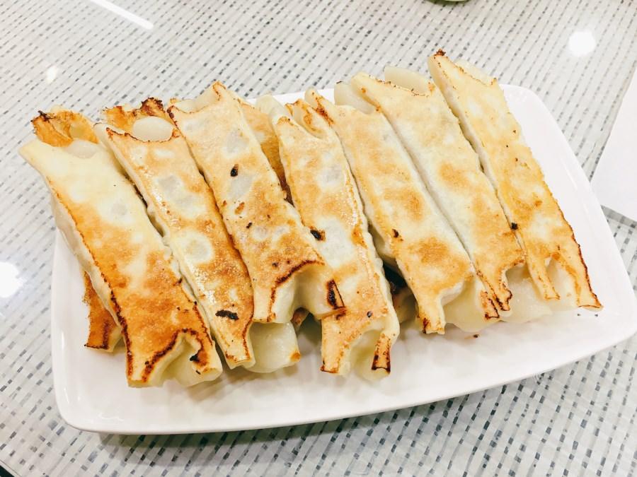 台中西區美食 四海遊龍鍋貼專賣店 精誠店 滿200可外送 內用豆漿免費 麵類 水餃 熱湯
