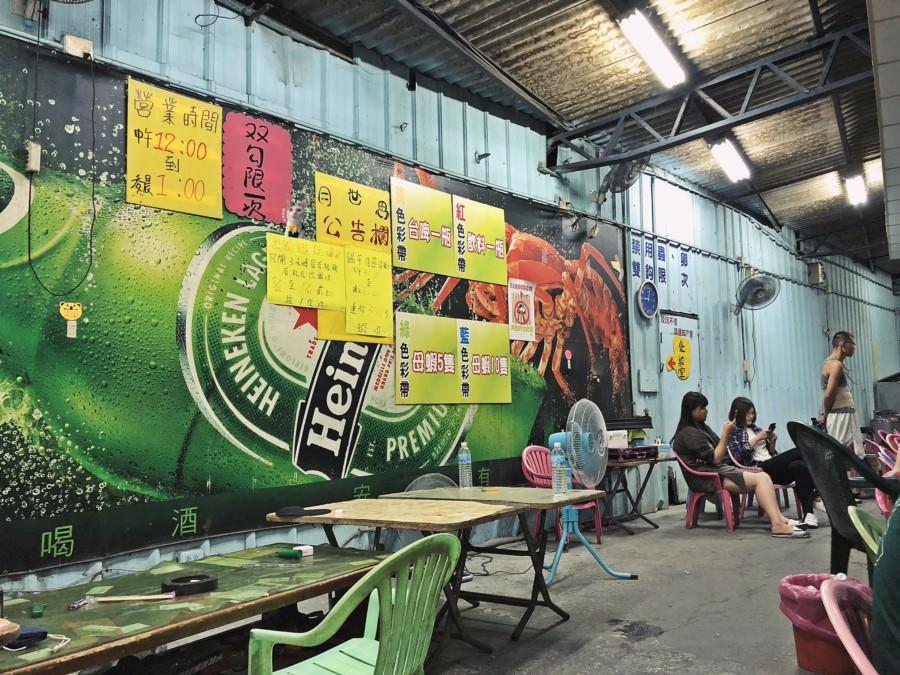 臺中大里釣蝦場推薦 月世界釣蝦場 免費停車場 連菜鳥來都很好釣 泰國蝦料理 代客料理 熱炒 - Wani,瓦妮又在吃