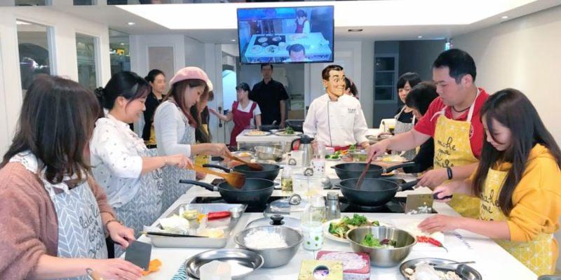 豪山IH感應爐體驗 好物推薦 廚藝烹飪課 居家安全不燙燙 清潔好輕鬆 火力十足 中西料理都上手 自動斷電 計時設定