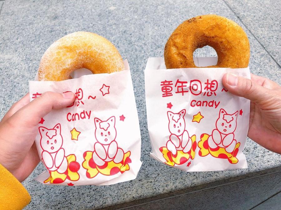 捷運圓山站美食 美濃泰涼 清冰 冬瓜茶 紅茶 小米甜甜圈 大龍峒排隊美食 大龍市場在地小吃
