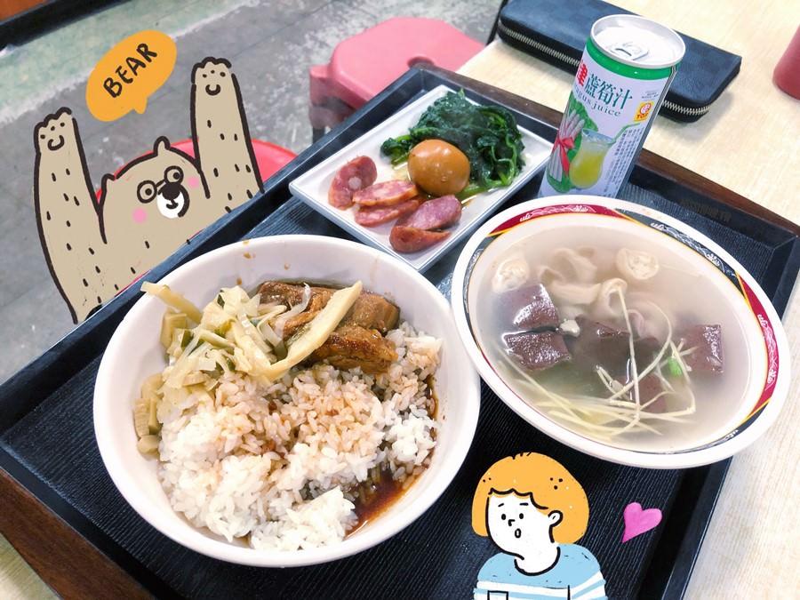 台中太平美食 賴十五魯肉飯 24H凌晨宵夜場 夜貓子的平價小吃店 長億六街
