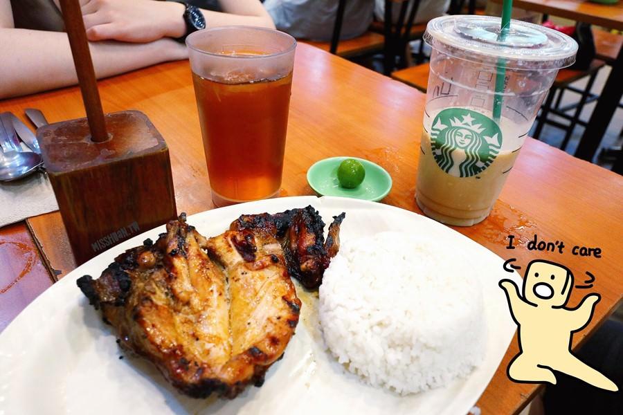 菲律賓美食 Mang Inasal 在地人都愛吃的烤雞餐廳 免費熱湯&白飯無限續 SM City Cebu 蘇比克灣 SUBIC BAY