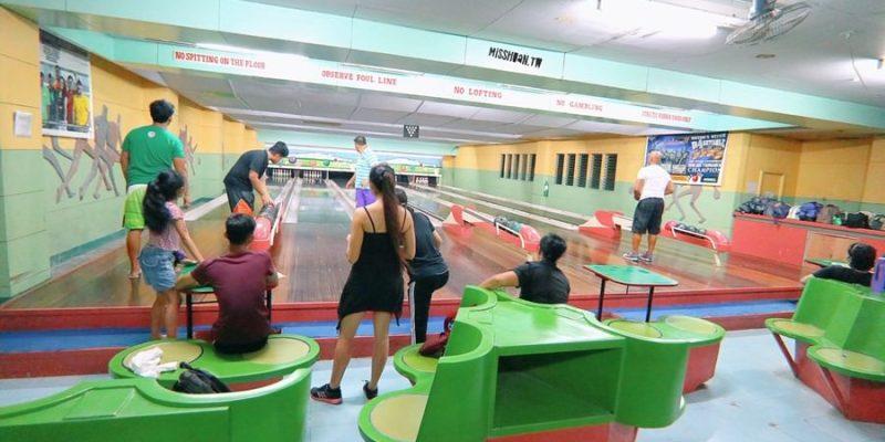菲律賓保齡球 People's Lane Bowling Center 每人一局只要50比索超便宜!奧隆阿波 Olongapo 蘇比克灣 SubicBay