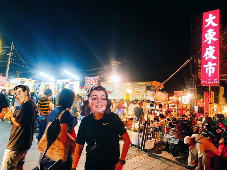 台南東區景點美食 大東夜市 吃喝玩樂俱全!好大好好逛!必吃必買推薦看這裡!僅營業每週一/二/五