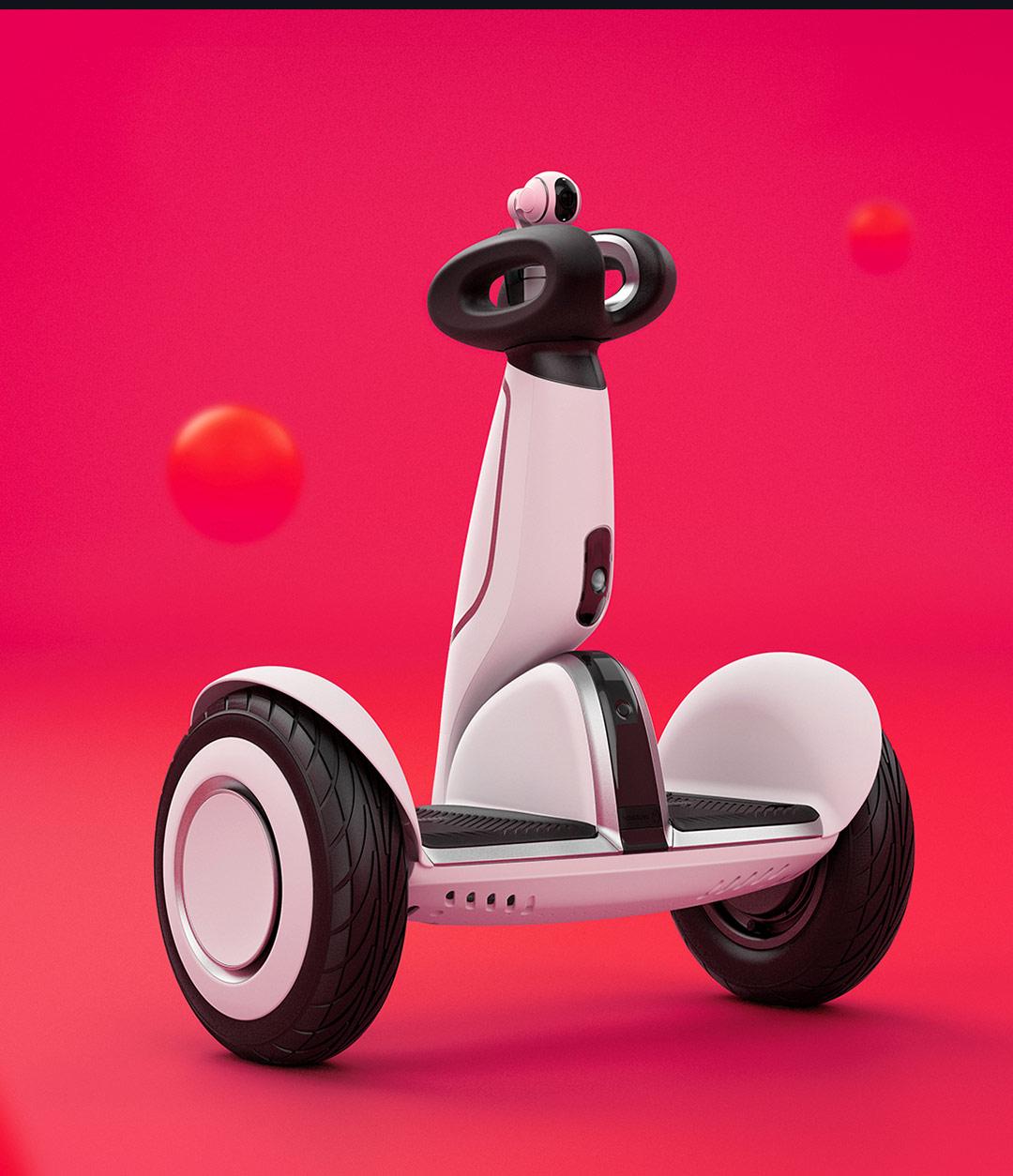 3499元人民幣的小米九號平衡車 Plus 正式推出!值得購買嗎? - 傳說中的挨踢部門