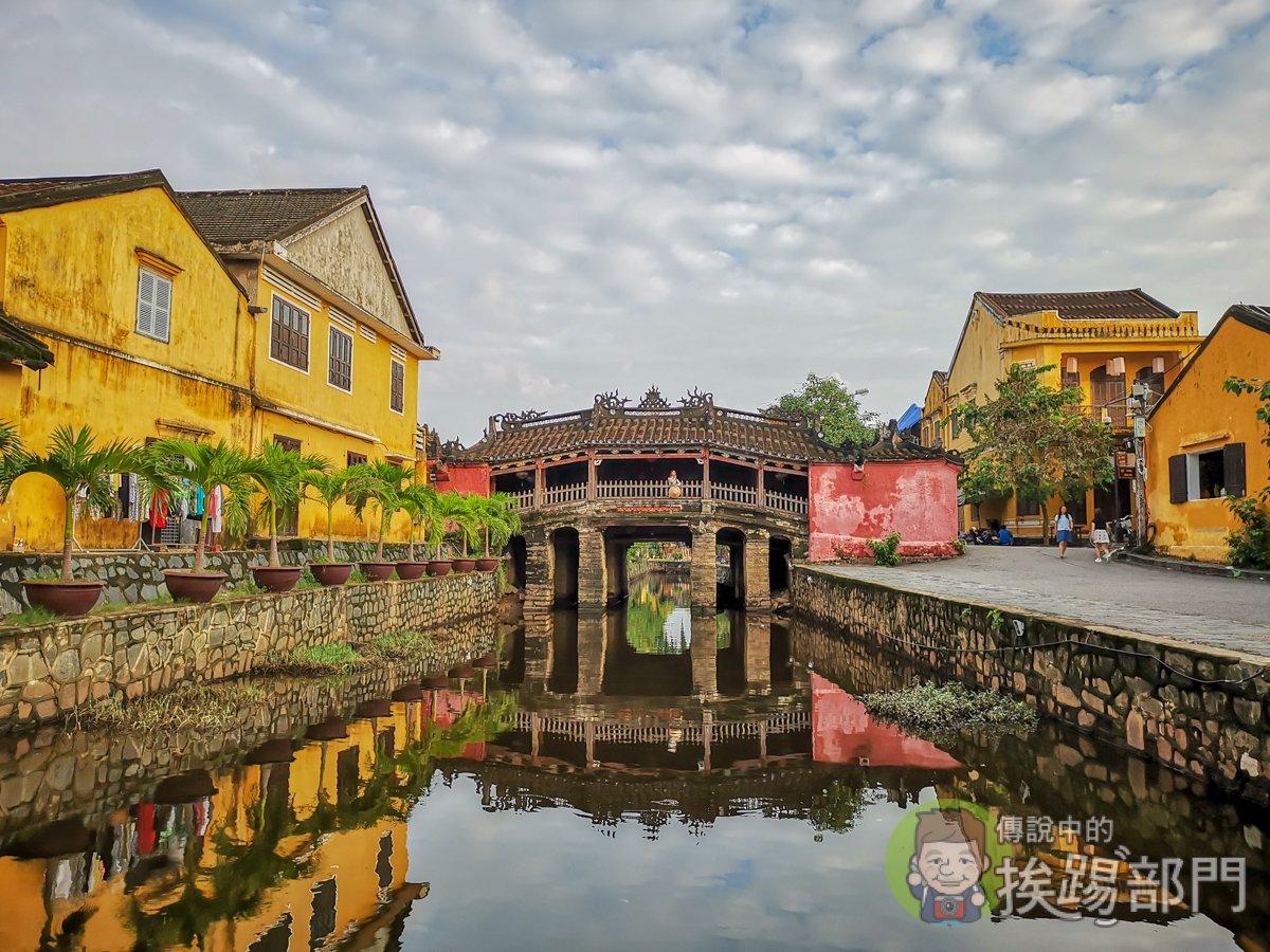 越南中越世界文化遺產會安古城!慵懶時光穿梭在燈海下的百年古鎮 - 傳說中的挨踢部門