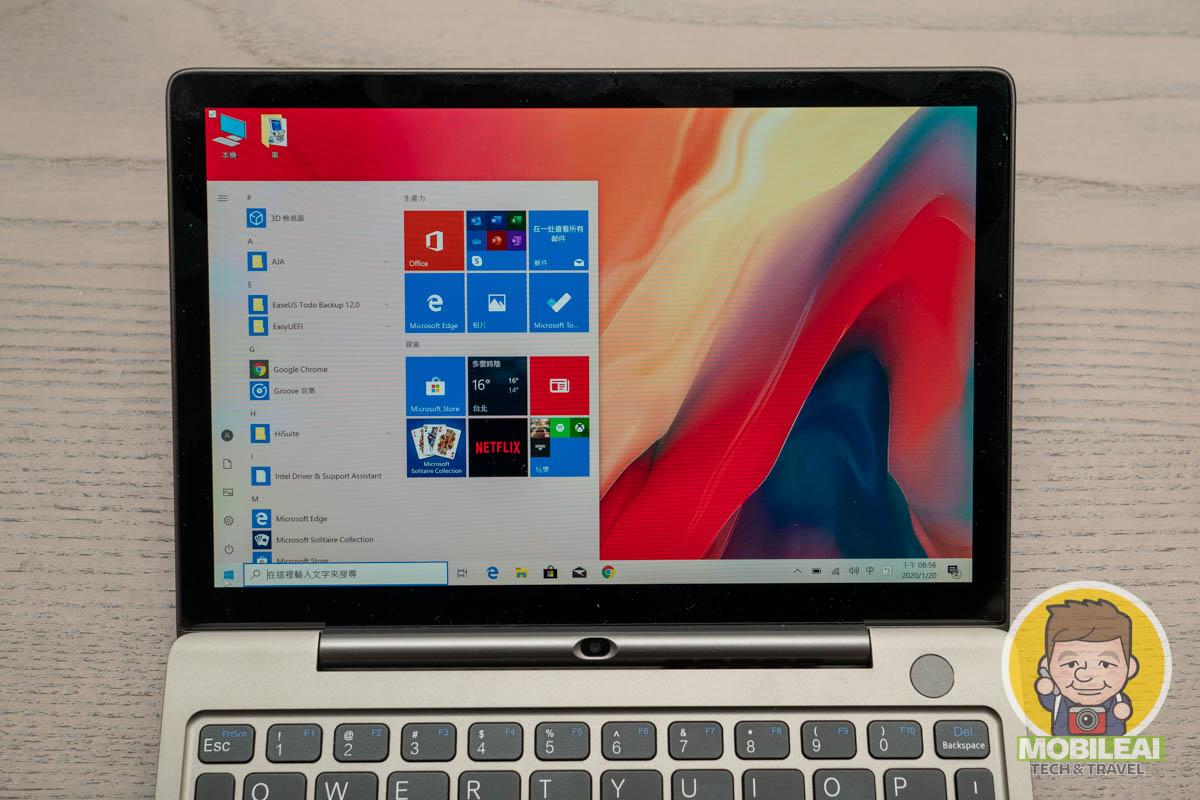 可跑黑蘋果的8.9吋迷你觸控筆電 GPD P2 Max 值得買嗎? - 傳說中的挨踢部門