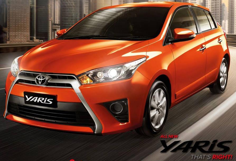 harga new yaris trd 2018 all kijang innova 2.4 g m/t diesel perbedaan tipe e dan sportivo
