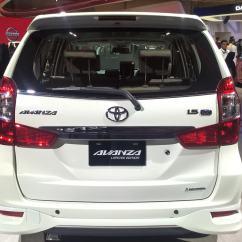 Review Toyota Grand New Veloz List Avanza Hanya Diproduksi 150 Unit Inilah Yang Baru Dari ...