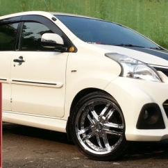 Modifikasi Grand New Avanza E Perbedaan G Dengan Veloz Toyota Keluaran 2012 Pelek Yang Nyaman