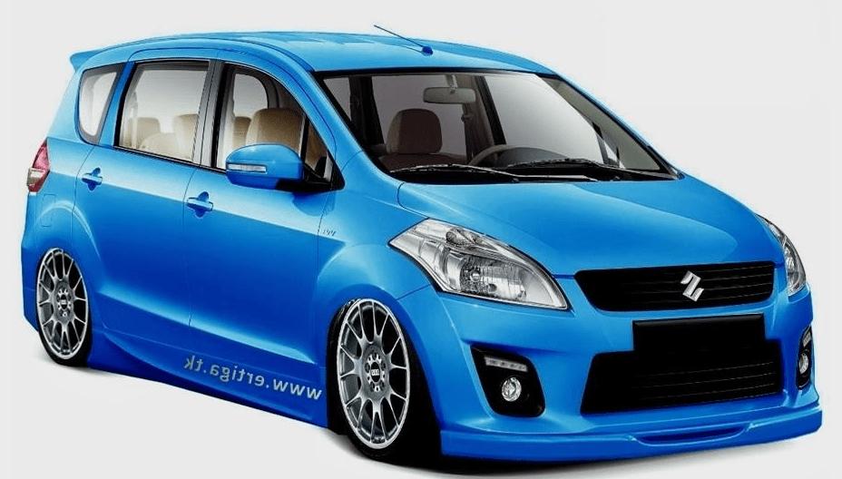 Cantiknya Modifikasi Suzuki Ertiga