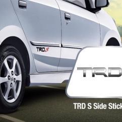 New Agya Trd Manual Pajak Grand Veloz Spesifikasi Lengkap Dan Harga Toyota 2015 Eksterior Sedangkan Kekurangan