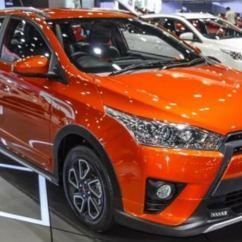 Toyota Yaris Trd Sportivo Harga Brosur Grand New Avanza 2018 Tampang Mulai Nongol Di Ajang Bims 2016