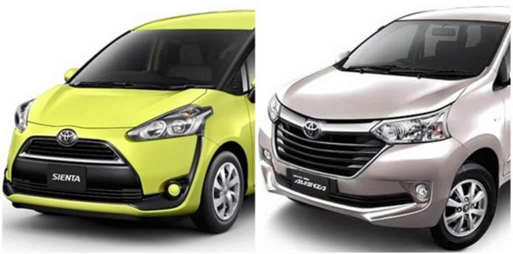 oli mesin grand new avanza 2017 the all camry commercial perbedaan toyota sienta dengan