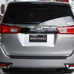 Perbedaan New Innova Dan Venturer Head Unit Grand Veloz 1.5 Lama Ditunggu Toyota Resmi Diluncurkan Varian Kijang