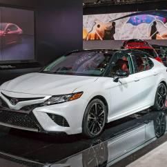 All New Toyota Camry 2018 Thailand Grand Avanza 2017 Silver  Desain Spek Dan Fitur
