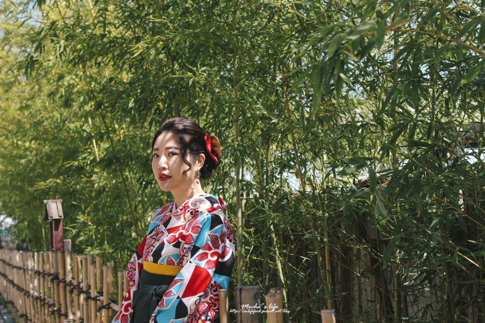 東京和服推薦 淺草愛和服:拍美照必去!超可愛振袖含編髮髮型