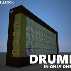 High Chair Egg Small Club Chairs Upholstered Electronic Drumkits Command Block 1.10.2 - Mod-minecraft.net