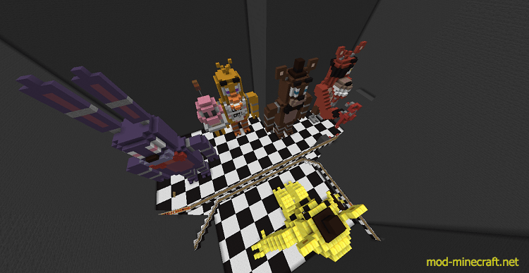 Project Nightmare Map 1102 Minecraft Maps